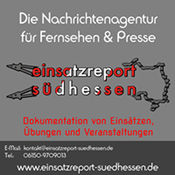 Einsatzreport Südhessen