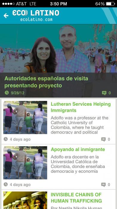 Eco Latino Magazine