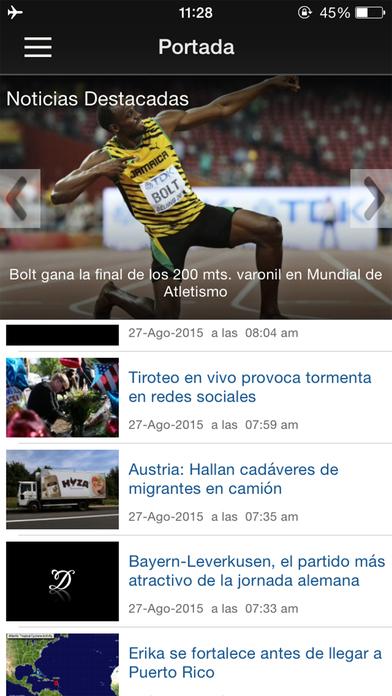 Diario de Yucatán en web