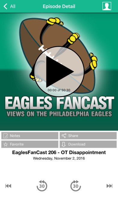 EaglesFanCast