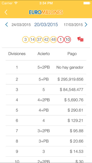 Espaloto – Jugar Loterías