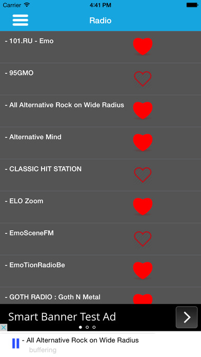 Emo Music Radio With Trending News