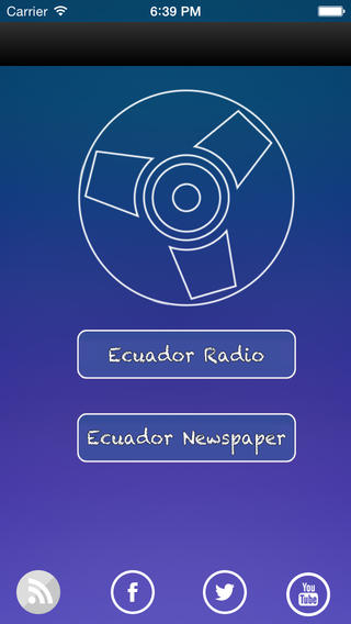 Ecuador Radio and Newspaper