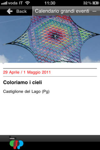 Eventi e News - UmbriaApp