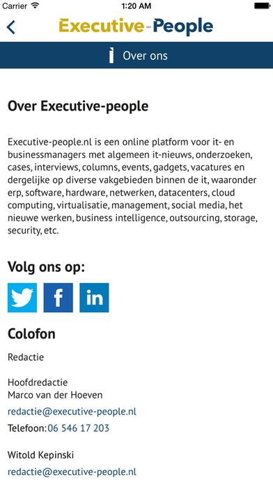 Executive-People