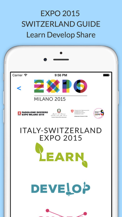 Expo 2015 Informations