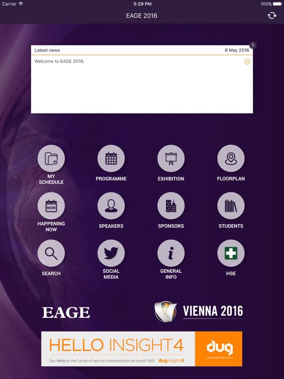 EAGE 2016