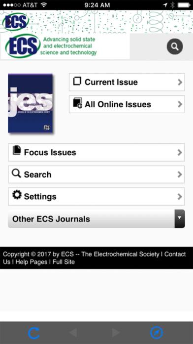 ECS Mobile
