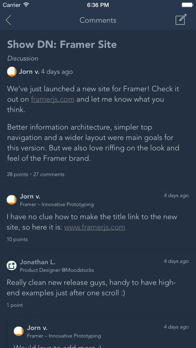 DN Paper - Designer News