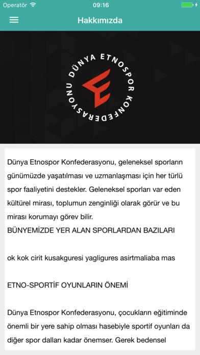 Etnospor