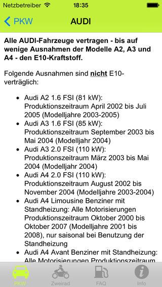 E10 Info