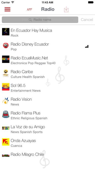 Ecuador Radio Live (Online Radio)