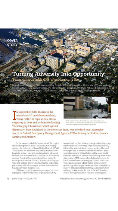 District Energy Magazine