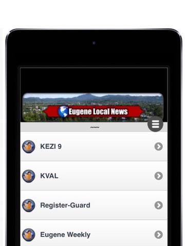 Eugene Local News