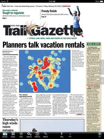 Estes Park Trail Gazette