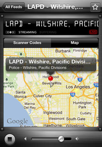 Emergency Radio Free (Police Scanner)