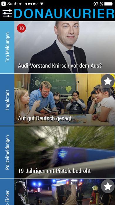 DONAUKURIER mobil