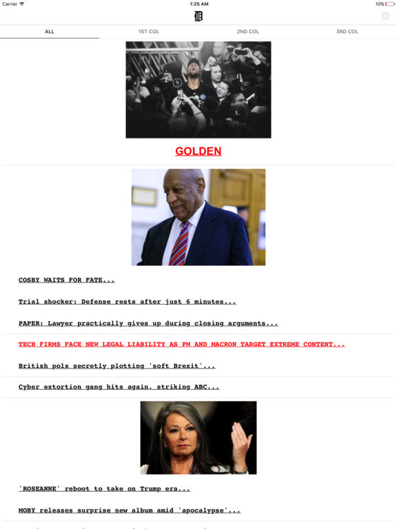 Drudge - Today's Top Headlines