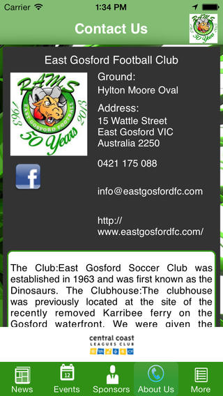 East Gosford Football Club