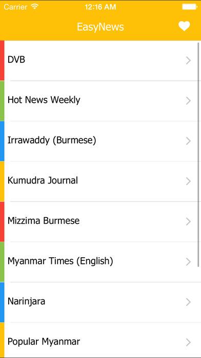 Easy News - Myanmar