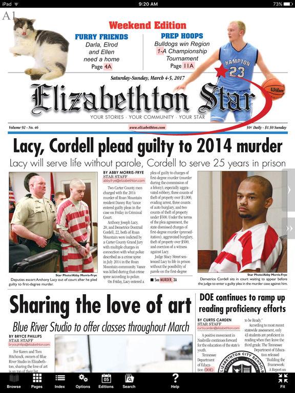 Elizabethton Star E-Edition