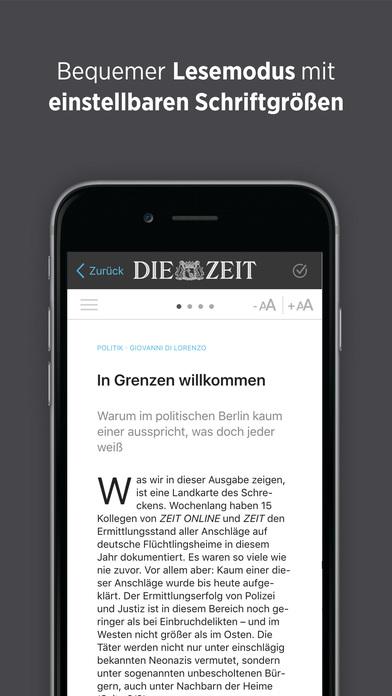 DIE ZEIT E-Paper