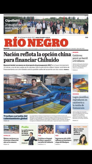 Diario Río Negro