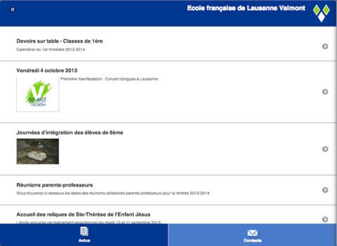 Ecole française de Lausanne-Valmont
