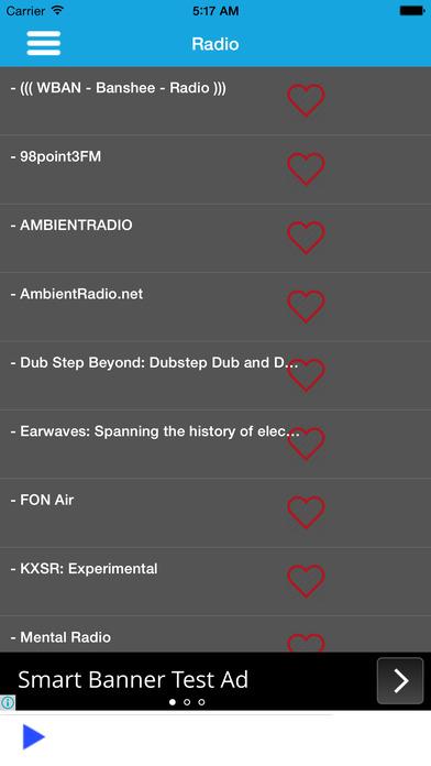 Experimental Music Radio With Trending News