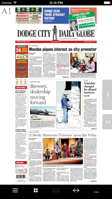 Dodge City Daily Globe eEdition