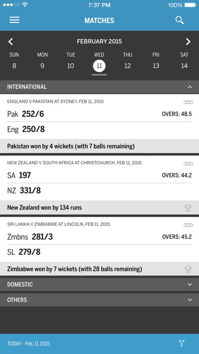 ESPNcricinfo Cricket