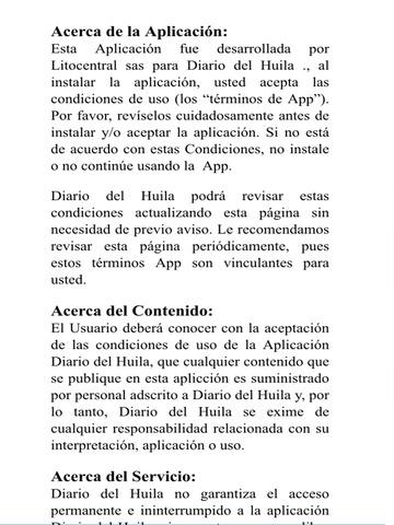 Diario del Huila
