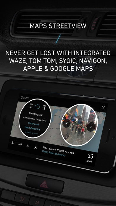 DriveBox - Vehicle Infotainment & Navigation