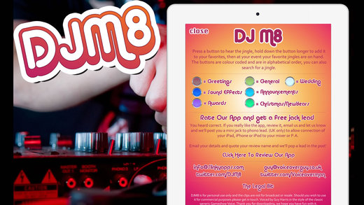 DJ M8