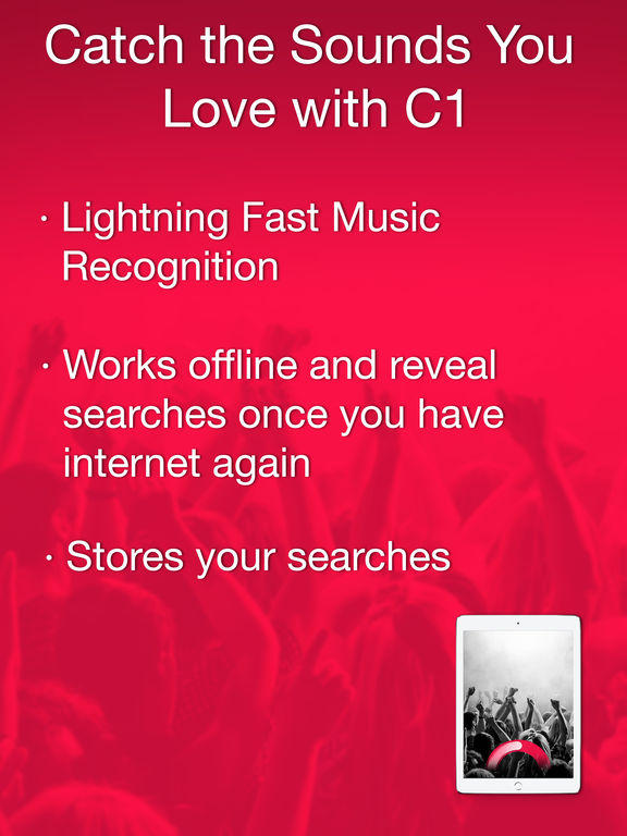 C1 - Lightning Fast Music Discovery