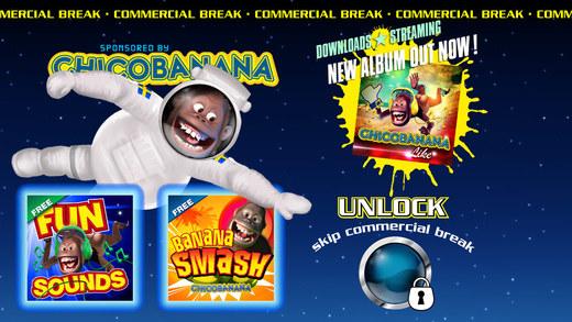 Chicobanana - Space Pong FREE