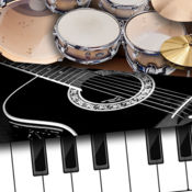 Band4U - Free - Piano Drums Guitar - All in one 2.2