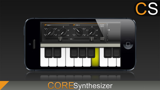 Core Synth Free 电子琴