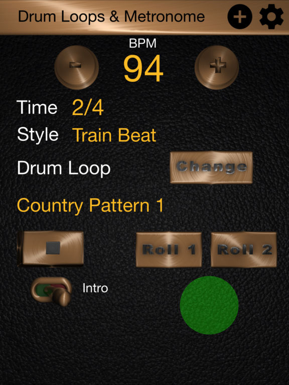 Drum Loops & Metronome Pro - Beat Grooves