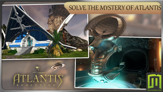 Atlantis 4: Evolution - (Universal)