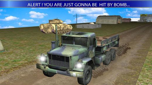 Army Base: Truck Workshop