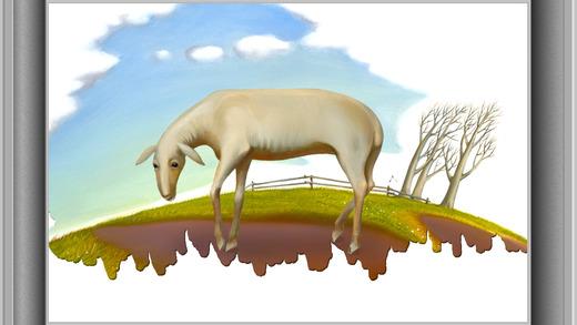 Aries the Sheep