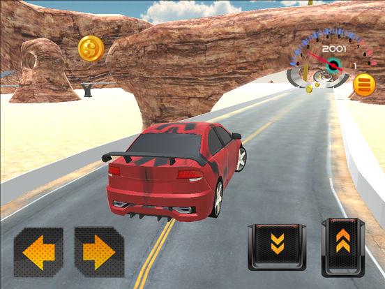 Auto Speed Racing Hills
