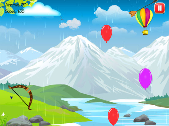 Archery Balloon Pop : Kids Shooting Fun 2017
