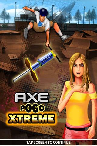 AXE Pogo Xtreme