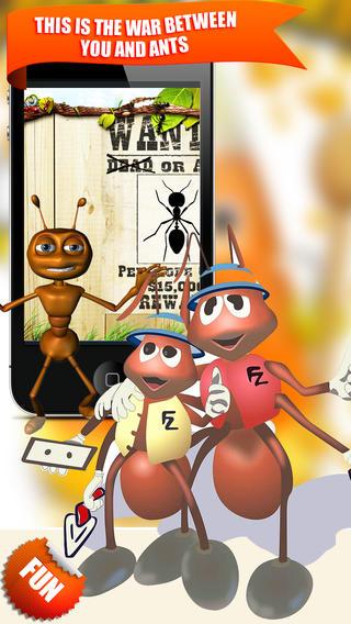 蚂蚁通缉令