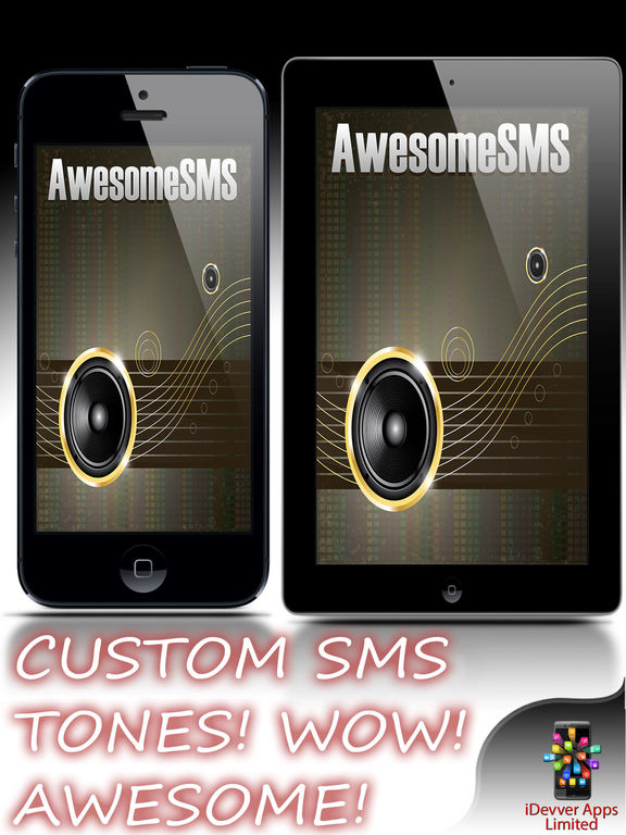 Awesome SMS - Amazing SMS Text & Ring Tones