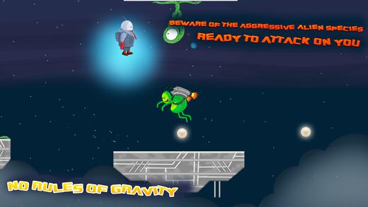 Astro Physics - Gravity Thrust On The Edge Of Mars