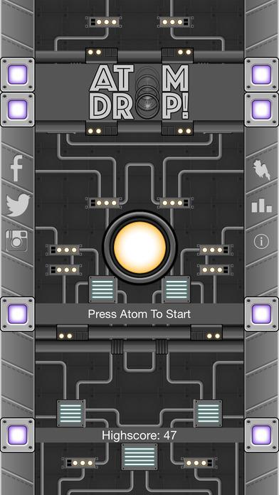 Atom Drop