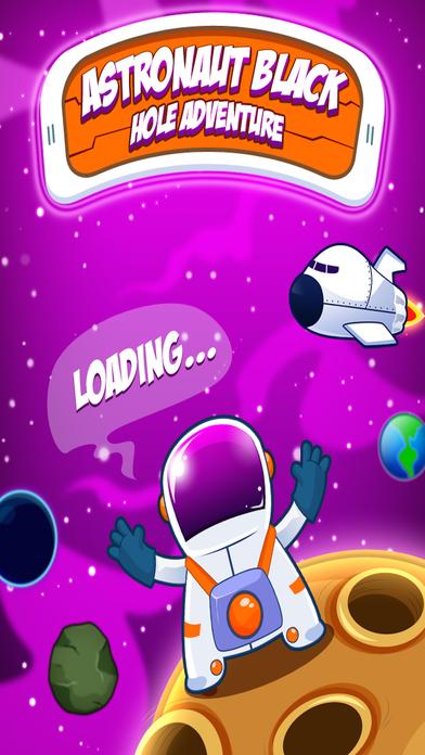 Astronaut Black Hole Adventure